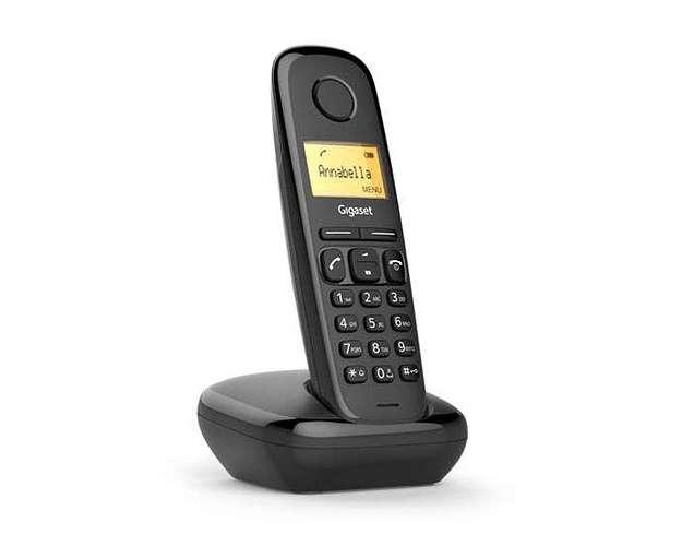 TELEPHONE A170 SOLO SANS FIL NOIR gsa170noir3