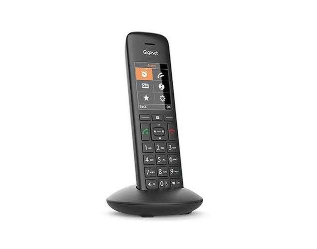 TELEPHONE C570 SANS FIL NOIR c570noir-2