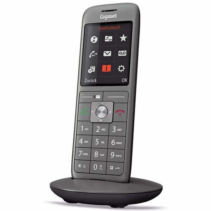 TELEPHONE CL660 SANS FIL NOIR 0