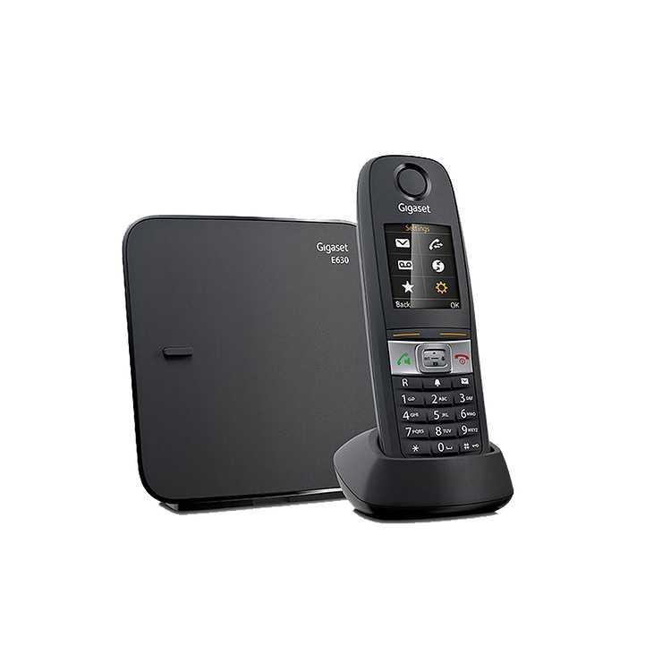 TELEPHONE E630 SOLO SANS FIL 0