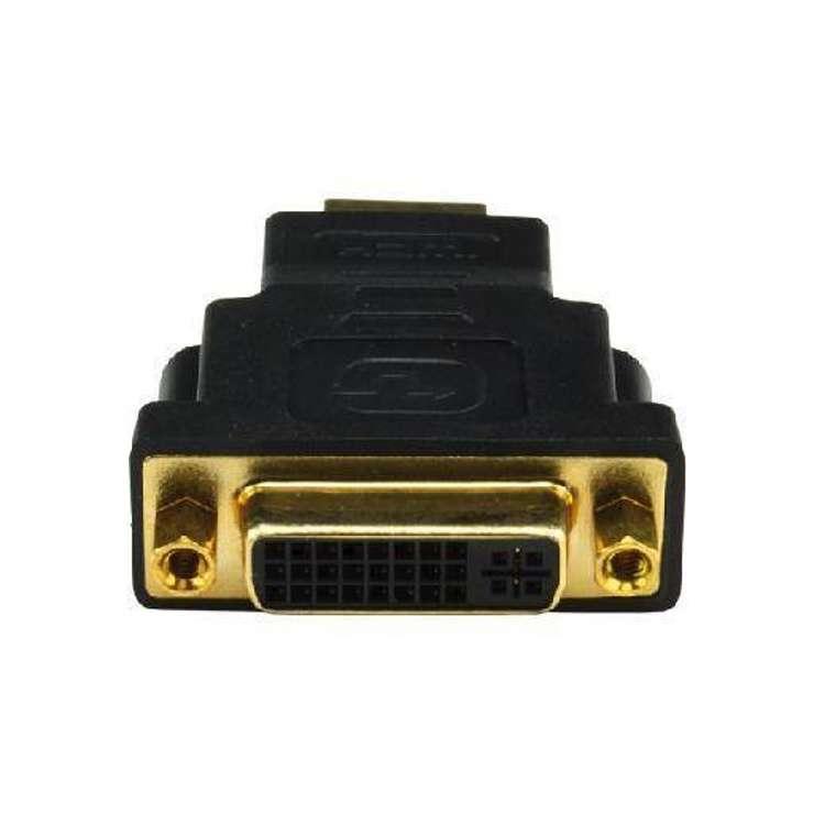 ADAPTATEUR DVI-I FEMELLE / HDMI MALE SACHET cg2802