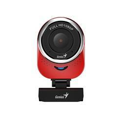 CAMERA QCAM6000 1080P FULL HD MICRO USB - ROUGE