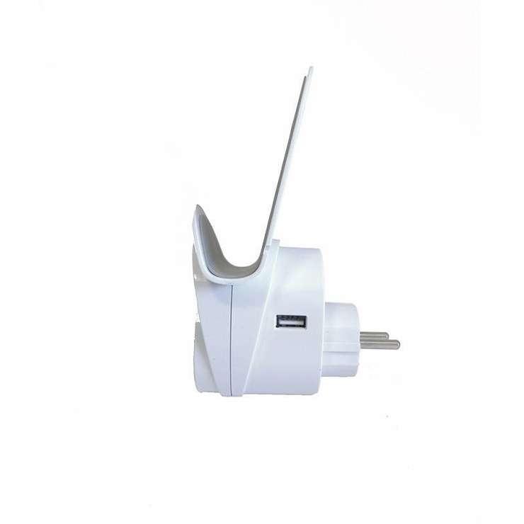STATION DE CHARGE & ACCUEIL AVEC USB RAPIDE chdockgrb2