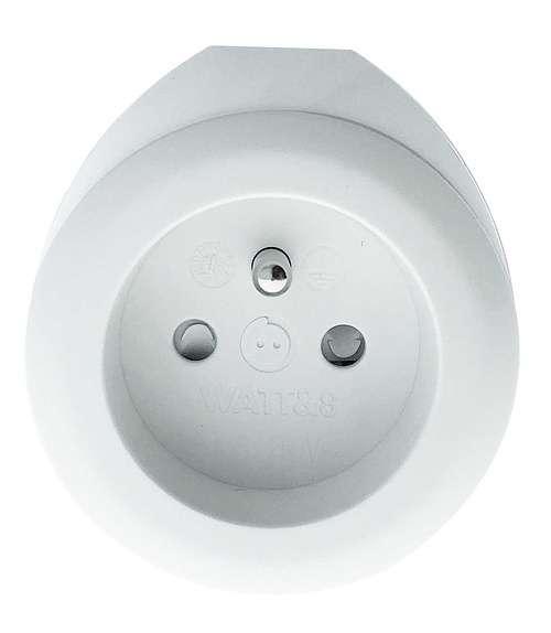 CHARGEUR BEWATT USB 2.4A + 16A -BLANC 3760110686538pn2hd