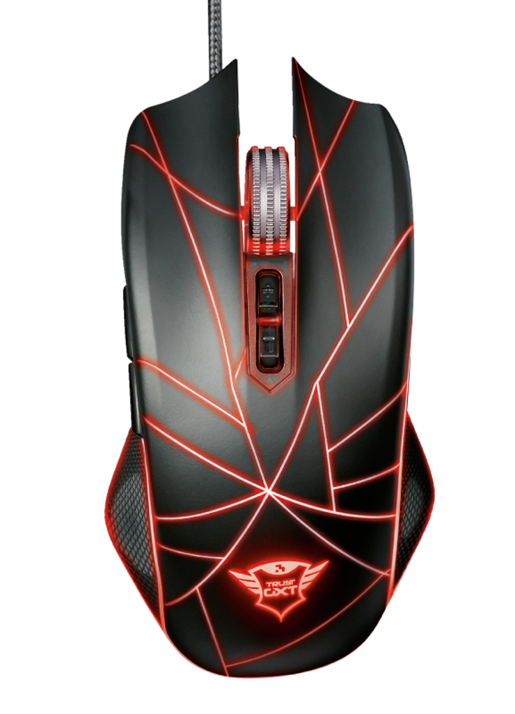 SOURIS GAMING LUMINEUSE GXT-160 TURE 223322
