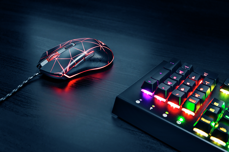 SOURIS GAMING GXT-133 LOCX 229881