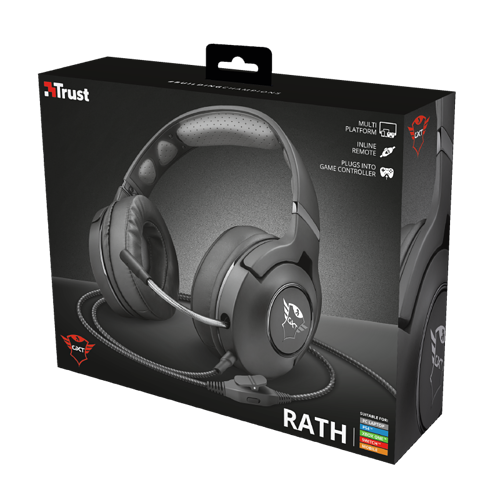 CASQUE + MICRO GAMING GXT-420 RATH MULTIPLATEFORME 228973