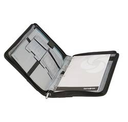 PADFOLIO STATIONERY SPECTROLITE AVEC ZIP A4 + TOP H + DET B