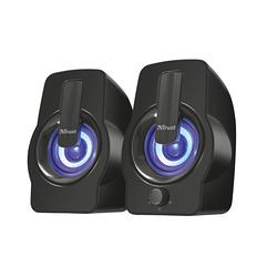 ENCEINTES GEMI 2.0 LED RVB 6W RMS