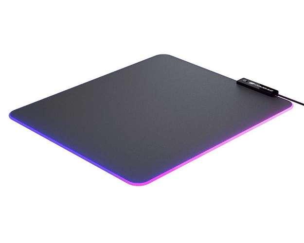 TAPIS SOURIS GAMING NEON RGB 350 X 300 X 4MM neonrgb1