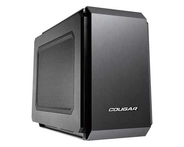 BOITIER PC GAMING QBX COMPACT qbx4