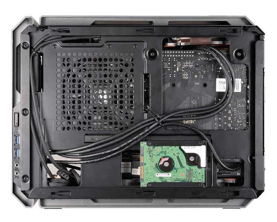 BOITIER PC GAMING QBX COMPACT qbx3