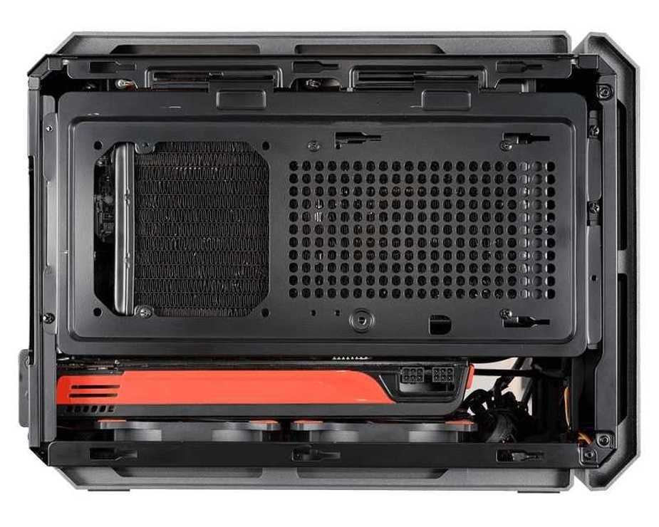 BOITIER PC GAMING QBX COMPACT qbx5