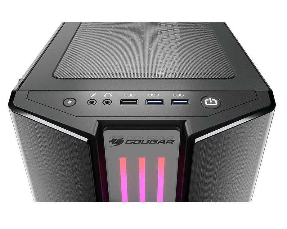 BOITIER PC GAMING GEMINI S RGB geminisiongray1