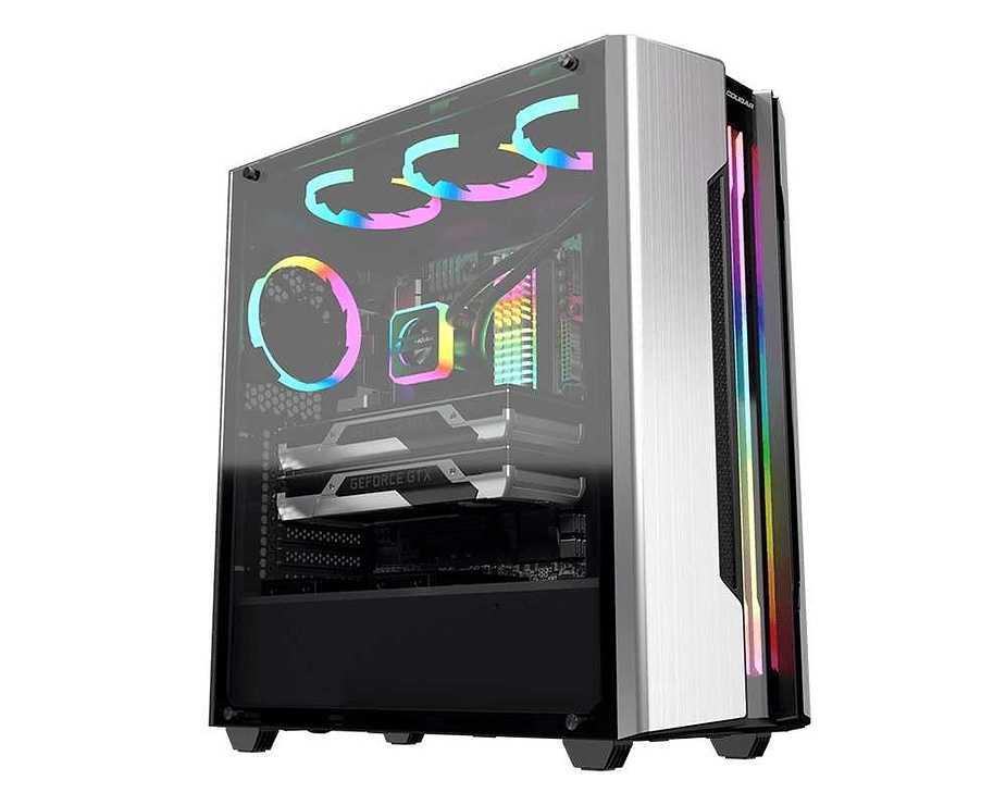 BOITIER PC GAMING GEMINI S RGB geminisiongray6