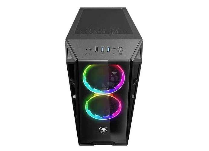 BOITIER PC GAMING TURRET RGB turretrgb3