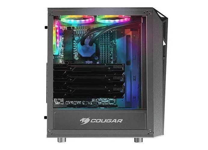 BOITIER PC GAMING TURRET RGB turretrgb4