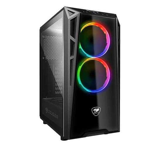 BOITIER PC GAMING TURRET RGB turretrgbweb