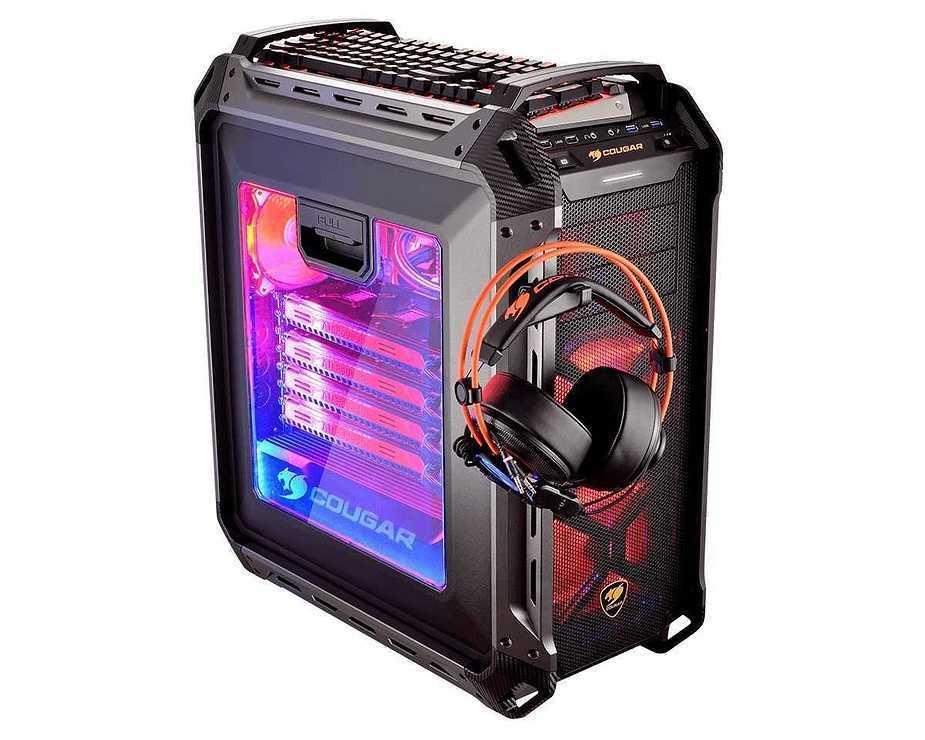 BOITIER PC GAMING PANZER MAX panzermax3