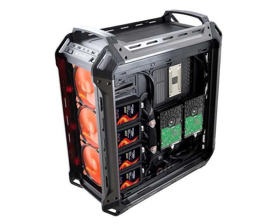 BOITIER PC GAMING PANZER MAX panzermax4