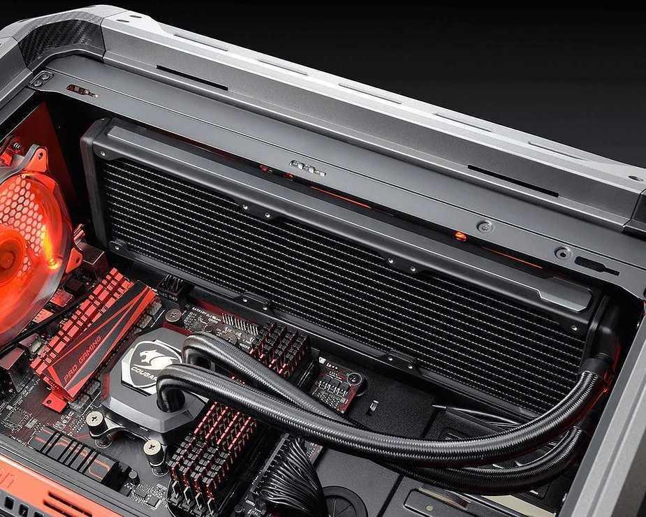 BOITIER PC GAMING PANZER MAX panzermax6