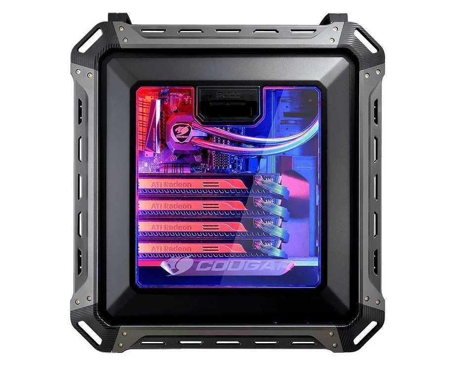BOITIER PC GAMING PANZER MAX panzermax8