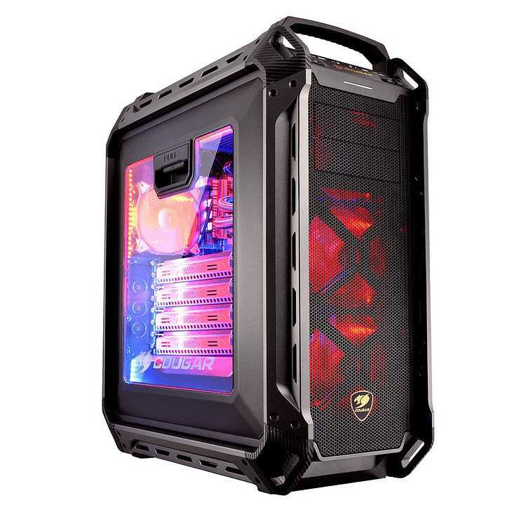 BOITIER PC GAMING PANZER MAX 0