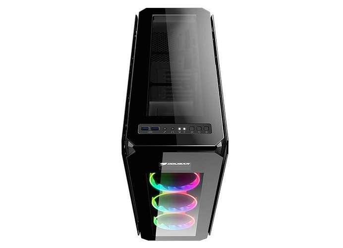 BOITIER PC GAMING PURITAS RGB puritasrgb2