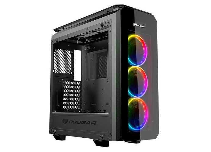 BOITIER PC GAMING PURITAS RGB puritasrgb3