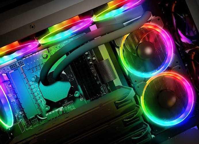 BOITIER PC GAMING PURITAS RGB puritasrgb5