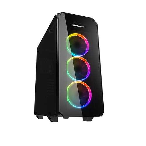 BOITIER PC GAMING PURITAS RGB 0