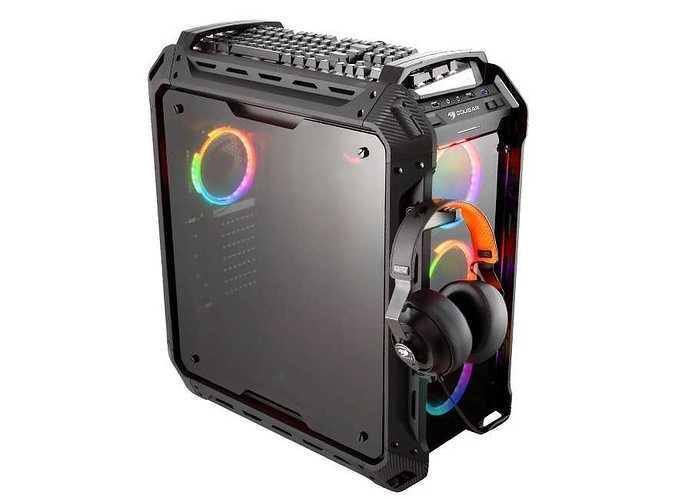 BOITIER PC GAMING PANZER EVO RGB panzerevorgb5