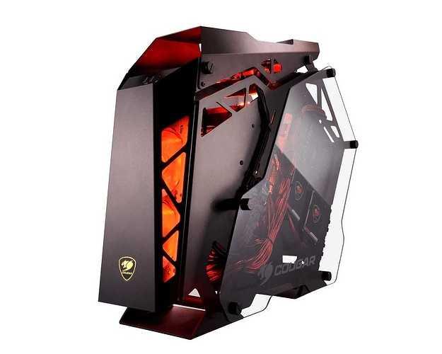 BOITIER PC GAMING CONQUER ALUMINIUM conquer2