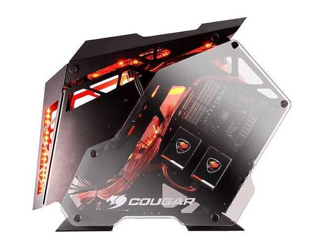 BOITIER PC GAMING CONQUER ALUMINIUM conquer3
