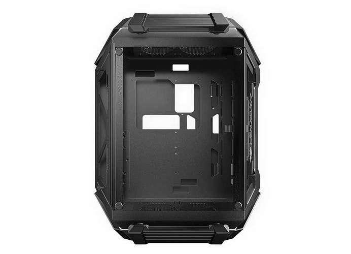 BOITIER PC GAMING GEMINI X DUAL SYSTEME ALUMINIUM geminix3