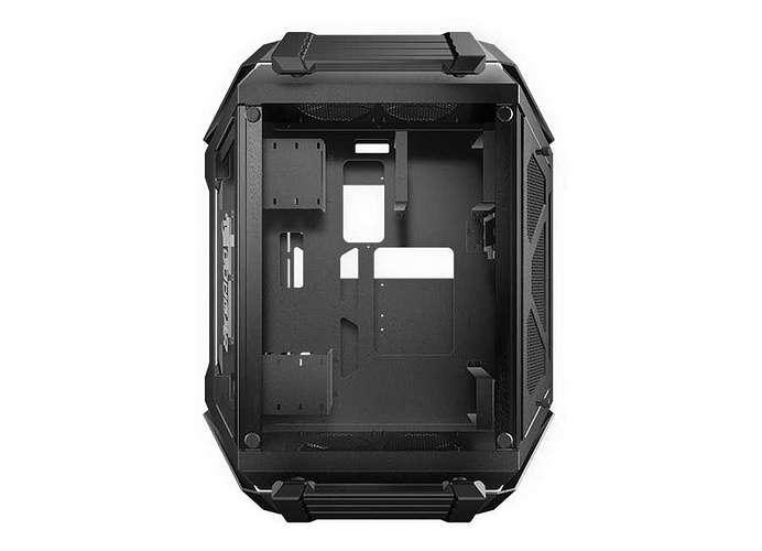 BOITIER PC GAMING GEMINI X DUAL SYSTEME ALUMINIUM geminix4