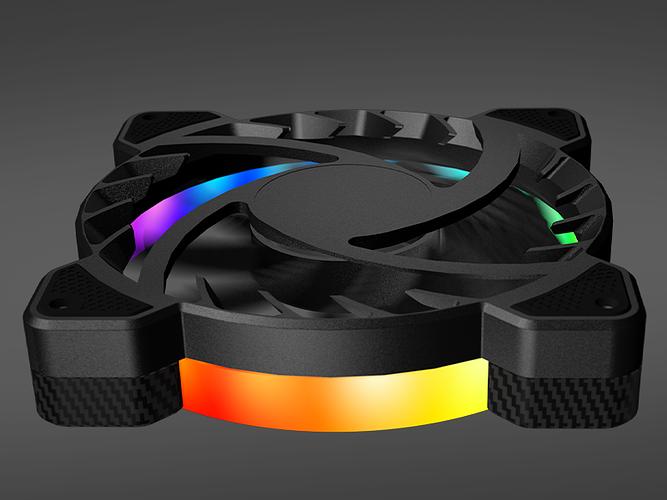 VENTILATEUR GAMING HPB120 VORTEX LED RGB hpb120rgb3