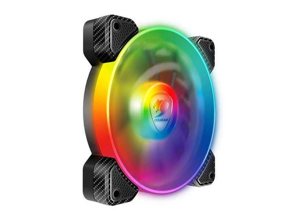 VENTILATEUR GAMING SPB120 VORTEX LED RGB spb120rgb1