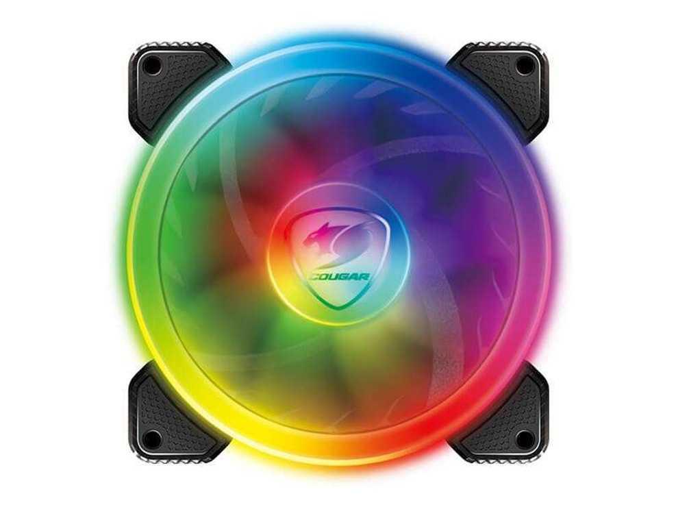 VENTILATEUR GAMING SPB120 VORTEX LED RGB spb120rgb2