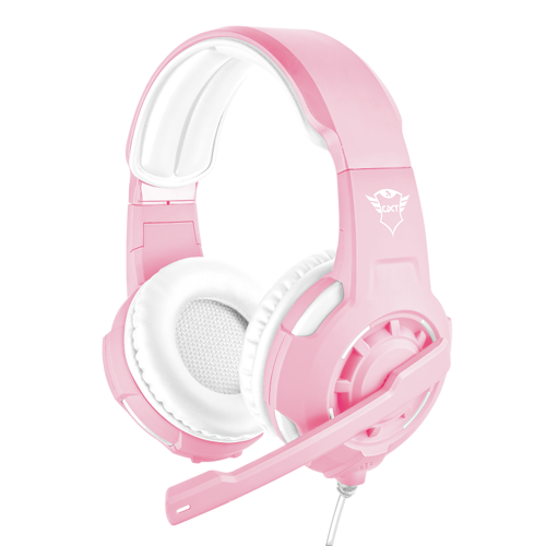 CASQUE + MICRO GXT-310 RADIUS PC/PS/4 / XBONE ONE ET SWITCH JACK GAMER ROSE 0