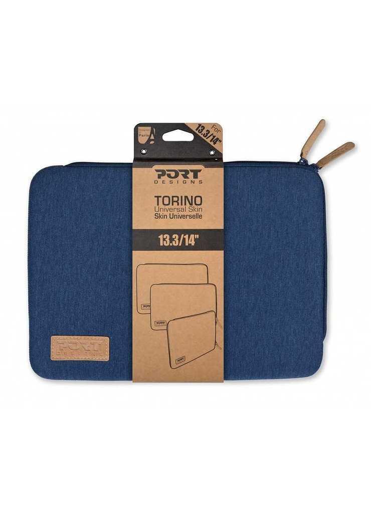 """HOUSSE TORINO SLEEVE 13.3"""" - BLEU 140404bleu3"""
