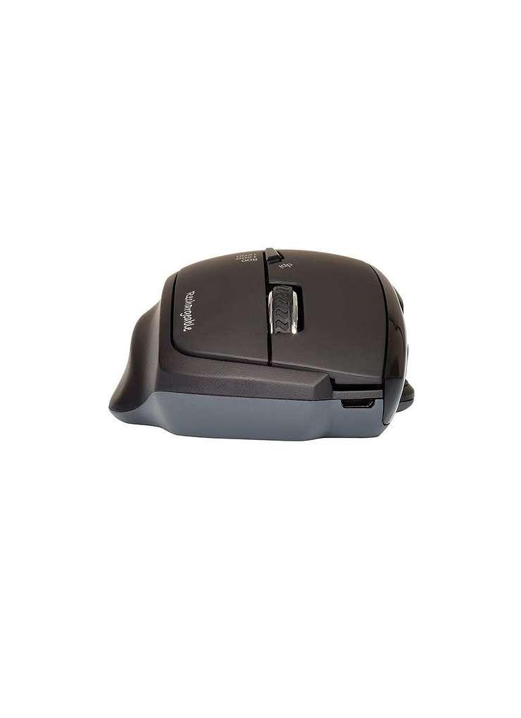 SOURIS SANS FIL RECHARGEABLE 1600 DPI USB NOIR 900708-2