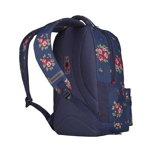 SAC A DOS COLLEAGUE 16'''' FLEURI 606469colleaguenavyfloralprintba
