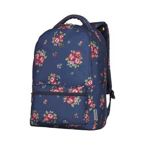 SAC A DOS COLLEAGUE 16'''' FLEURI 606469colleaguenavyfloralprintfr