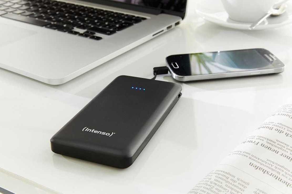 POWERBANK SERIE S10000 10000 MAH 5 V 2.1A 1X USB NOIR 7332530p5