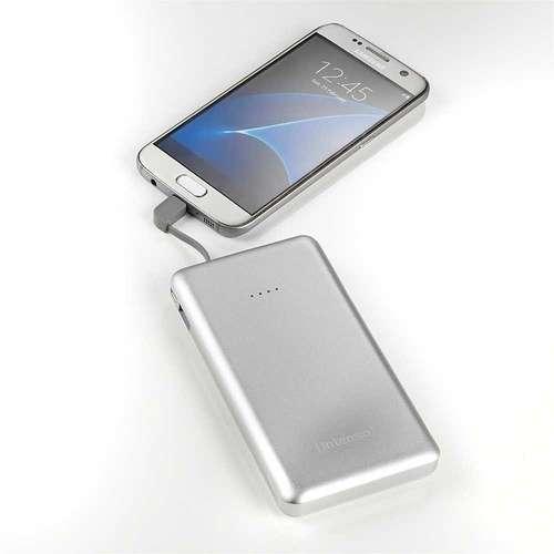 CHARGEUR SERIE S10000 10000 MAH 5 V 2.1A 1X USB ARGENT 7332531p5