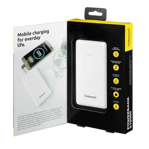 CHARGEUR SERIE S10000 10000 MAH 5 V 2.1A 1X USB BLANC 7332532p2