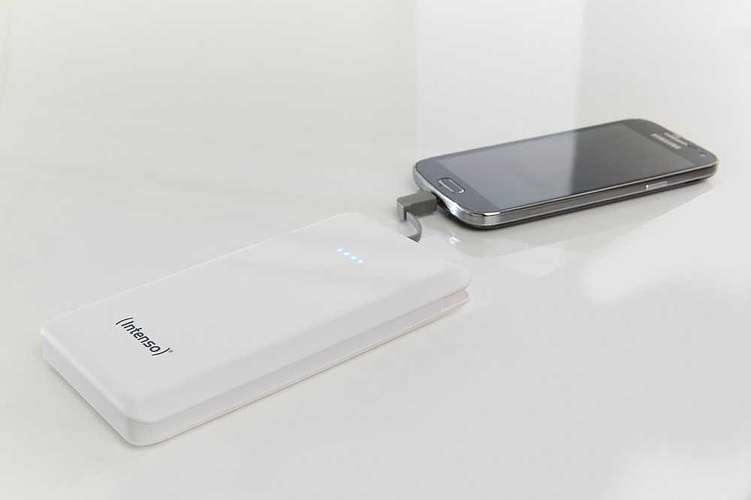 CHARGEUR SERIE S10000 10000 MAH 5 V 2.1A 1X USB BLANC 7332532p5