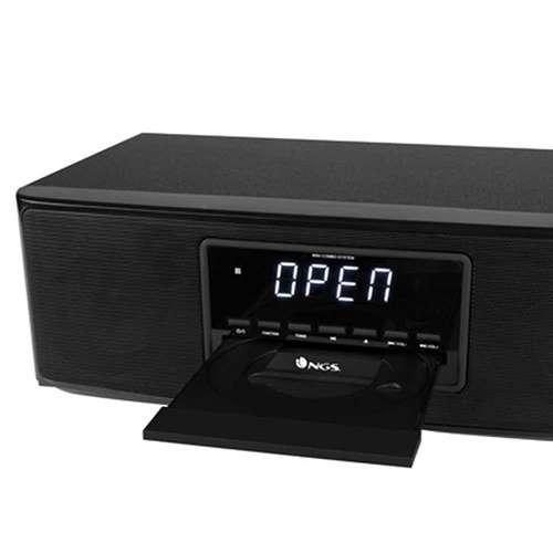 ENCEINTE SKYBOX BLUETOOTH CD/USB/AUX/FM 60W RMS skybox2