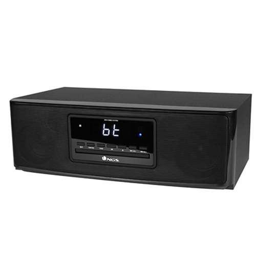 ENCEINTE SKYBOX BLUETOOTH CD/USB/AUX/FM 60W RMS 0